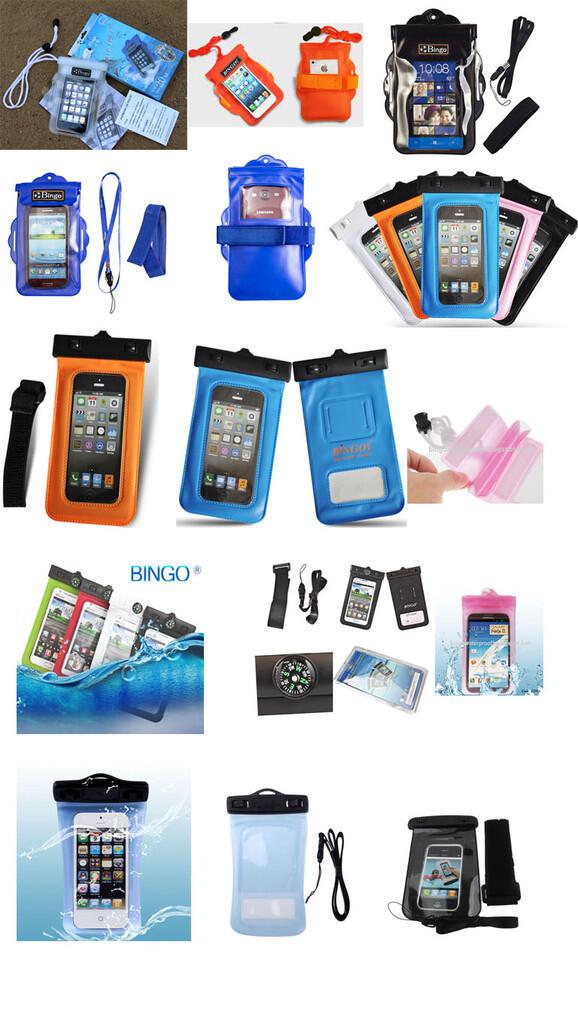 Bingo waterproof untuk smart phone