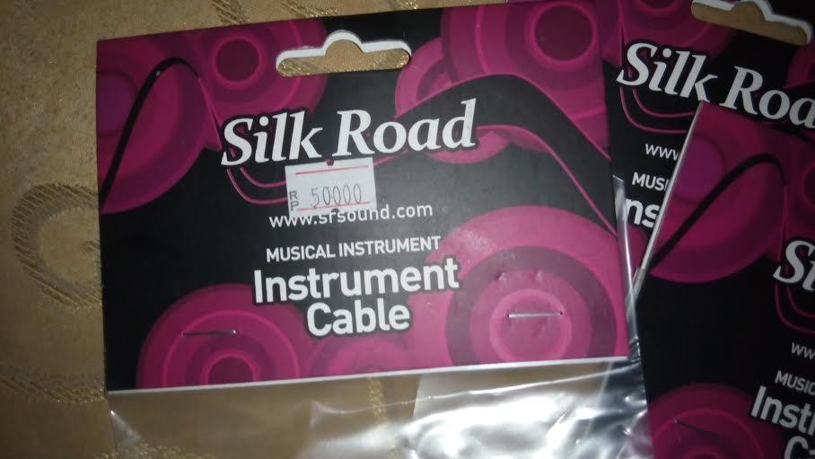Silk Road Jack to jack di Bandung Jawa BaraT