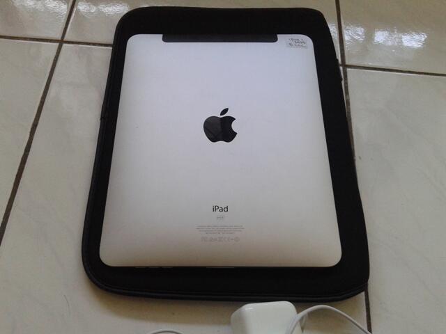 Apple I Pad 3G WiFi, Kondisi Istimewa 64GB , BOGOR, Dijamin Puas :) harga Murah gan