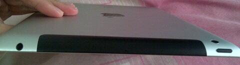 iPad 3 4G (Cellular) +Wifi 16Gb White - Putih / Bekas Second / Lengkap Fullset