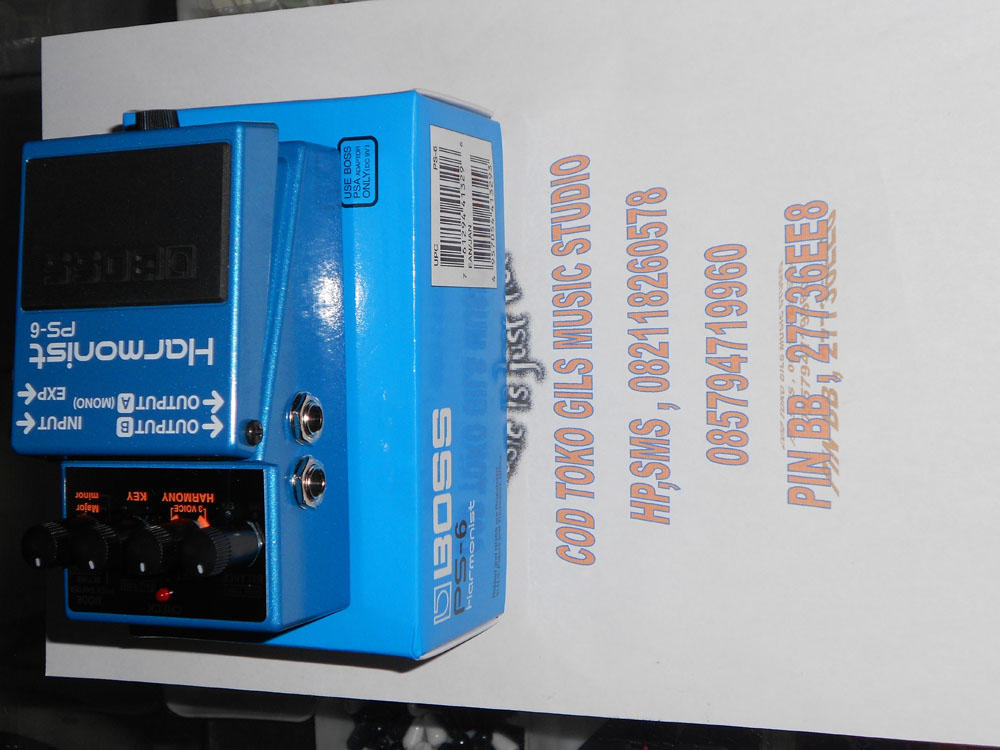 ZOOM POWER DRIVE PD-01