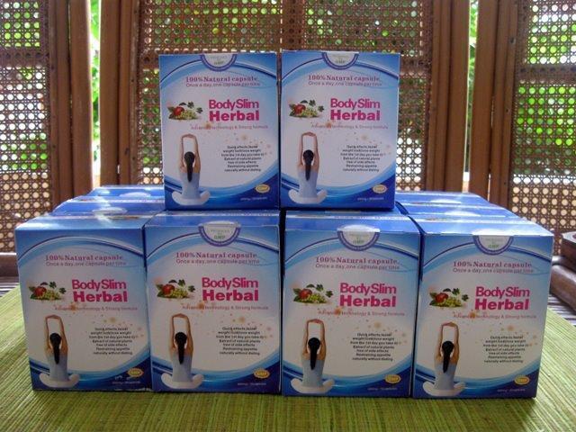 Body Slim Herbal (BSH)