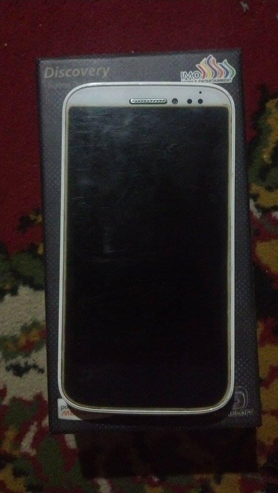 Dijual IMO S88 Discovery White (surabaya only)