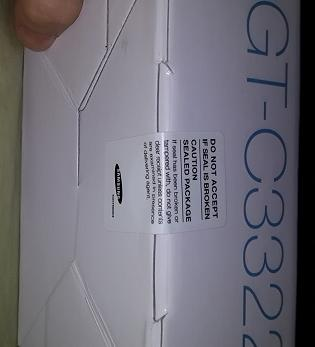 FOR SALE!! BNIB Samsung Lakota GT-C3322i MURAH