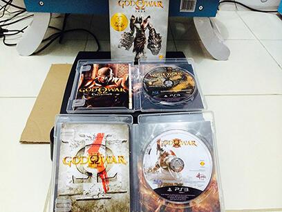 [WTS][Second]BD PS3 ORIGINAL