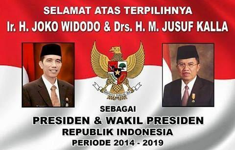 [Official Thread] Kawal Joko Widodo - Jusuf Kalla - Part 2