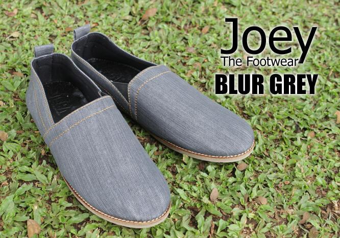 JOEY THE FOOTWEAR! |Denim|Sneaker|Boot|Sepatu Made In Bandung Berqualitas