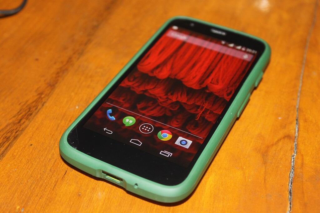 Motorola G belum sebulan Bisa TT sama Iphone 4 keatas ( GSM ONLY ) Banyak bonus