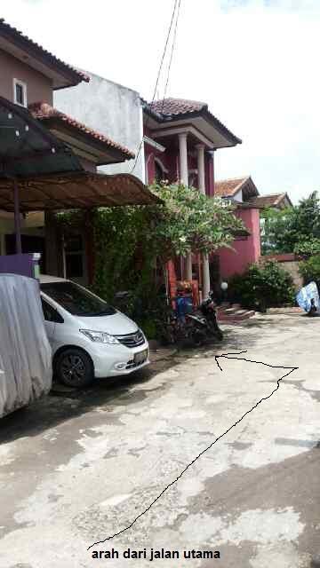 WTS Rumah Griya Anggrek Town House Cinere,depok