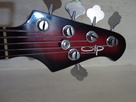 Diual Bass OLP MM3 Pickup Upgrade Bassline