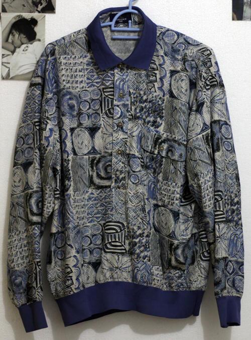 BU semi Blazer/sweater Lang Loch Club original
