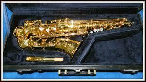Yamaha Saxophone YAS 82ZII