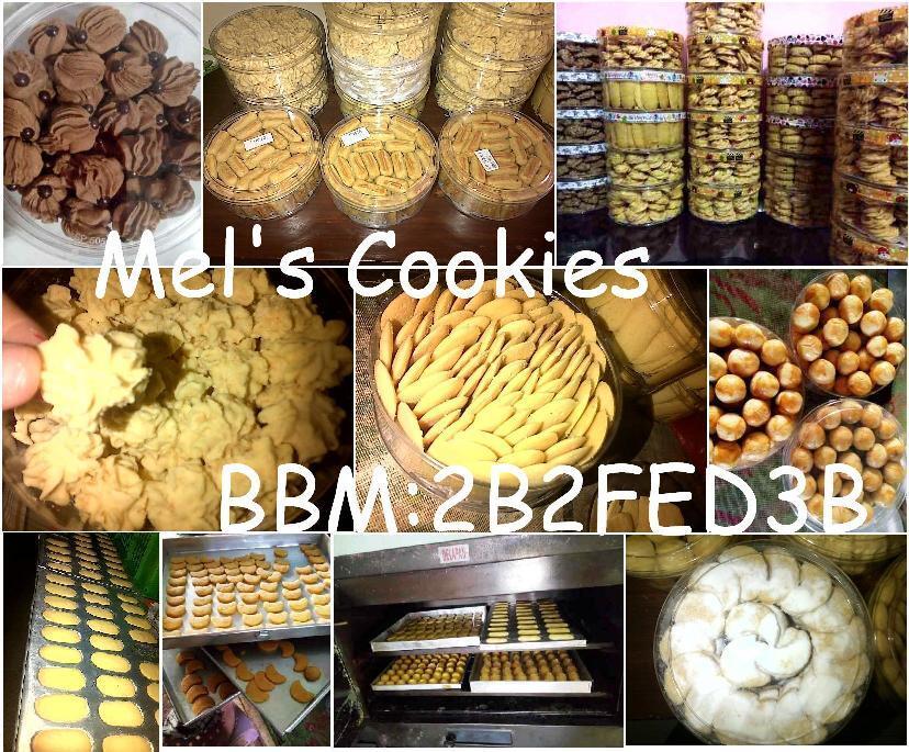 Mel's Pancake Durian ; Mel's Praline ; Mel's Cookies
