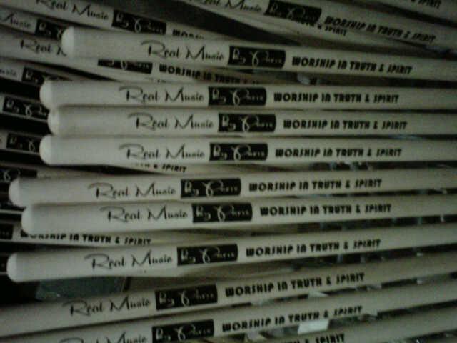 jual stick drum hard maple