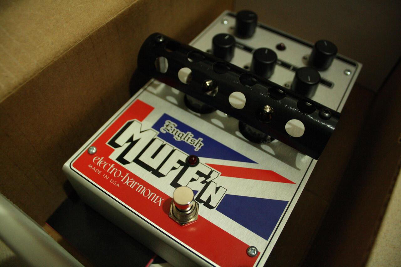 EHX English Muff'n Pre Amp/Overdrive