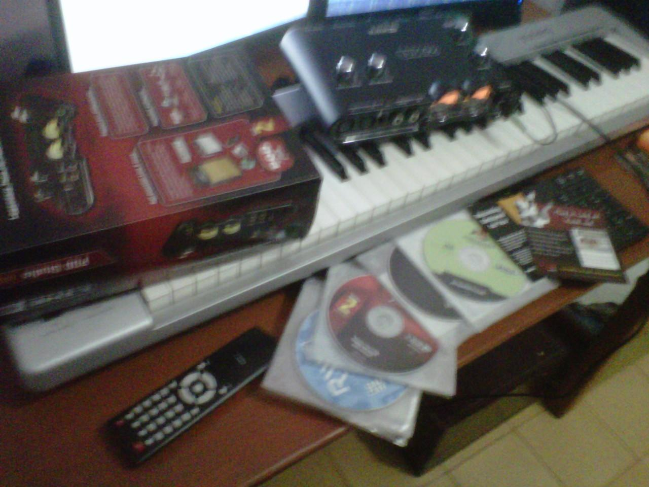 Jual Audio Interface / Sond Card / Line6 Pod UX2