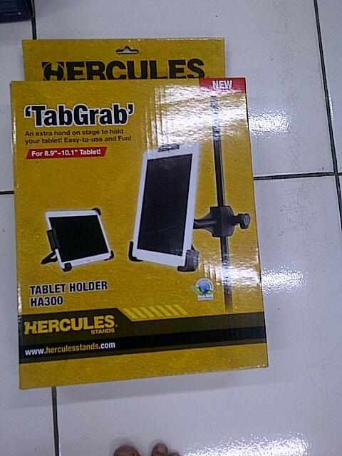 Mic Samson Go Mic , Samson Q2U, Hecules TAB Grab