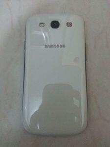 dijuual samsung galaxaxy s3 white GT19300