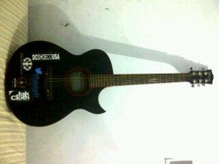 {JUAL} Gitar Acoustic-electric Caraya F-531BKS