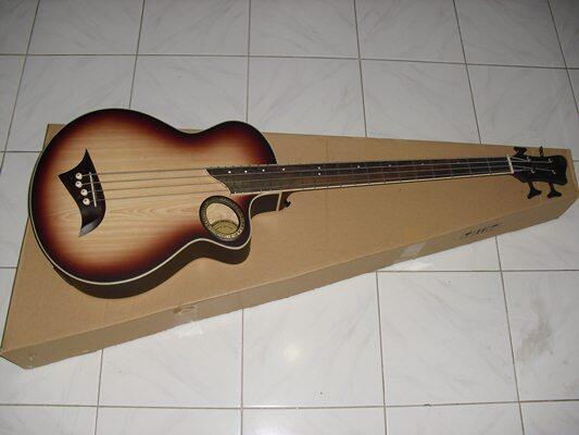 Bass Akustik Gillmore Ga-02 - Original