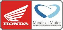 Cash & Kredit motor Honda ( BDG )