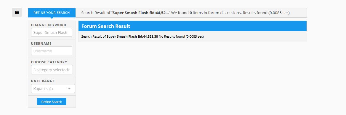 SUPER SMASH FLASH 2 | KASKUS