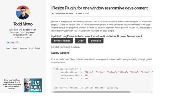 10 Tools Desain Web Responsif