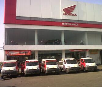 Dealer Resmi Sepeda Motor Honda ( Bandung )