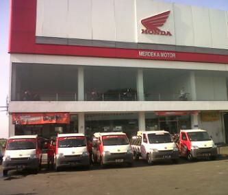 Cash & Kredit Sepeda Motor Honda ( Bandung )