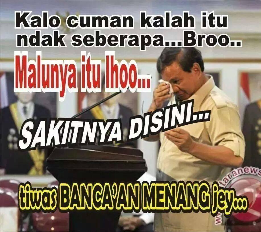 Pendukung Prabowo pindah dukung Jokowi