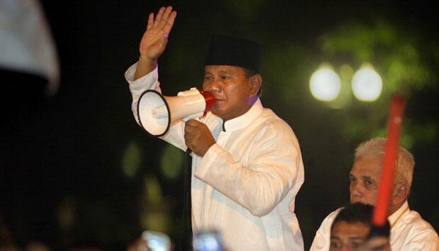 Netizen Tak Suka Video Curhat Prabowo