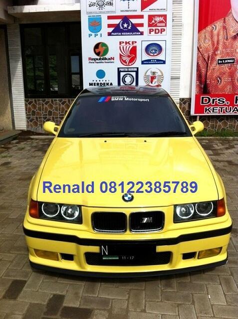[WTS] Lampu Angel Eyes CCFL 6000K BMW E36-E38-E39-E46