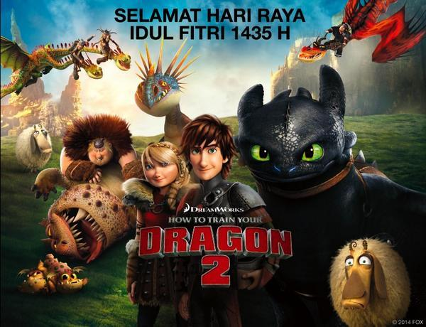 How To Train Your Dragon 2 2014 Not A Sequel But A Chapter Page 213 Kaskus