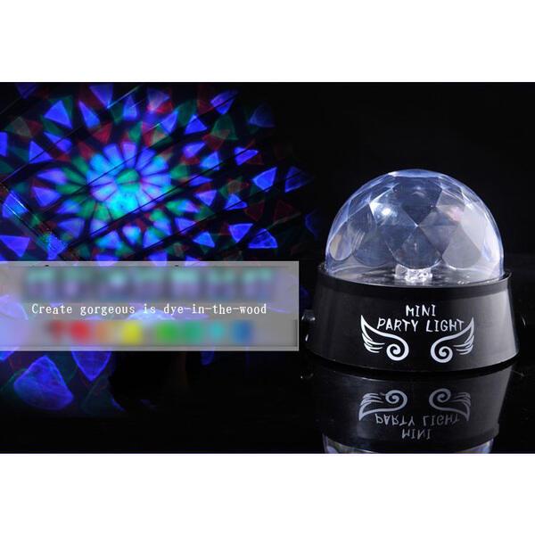 Jual Mini Crystal Party Light.. Pemeriah suasana pesta agan2..