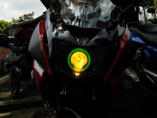 HID Projie AES MH1, Ballast R8 Grade A, Bulb Supervision, reflektor Ninja RR