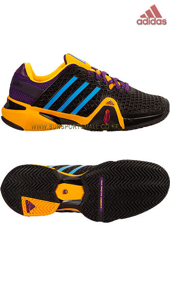 Sepatu Tenis adidas Adipower Barricade 8+ Shanghai Edition 2014 ORIGINAL 5d5826b6f