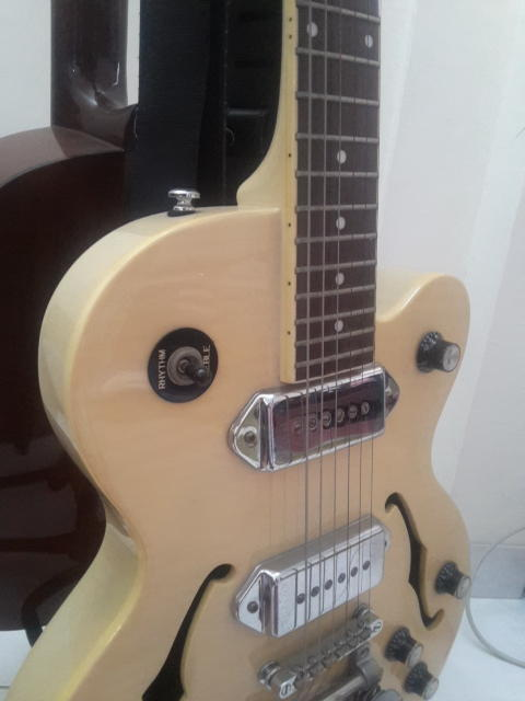 Jual Epiphone Wildkat Semi Hollowbody