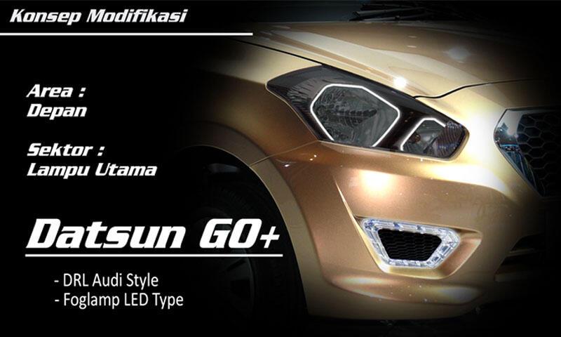 Datsun Go+ Panca - Page 176 | KASKUS