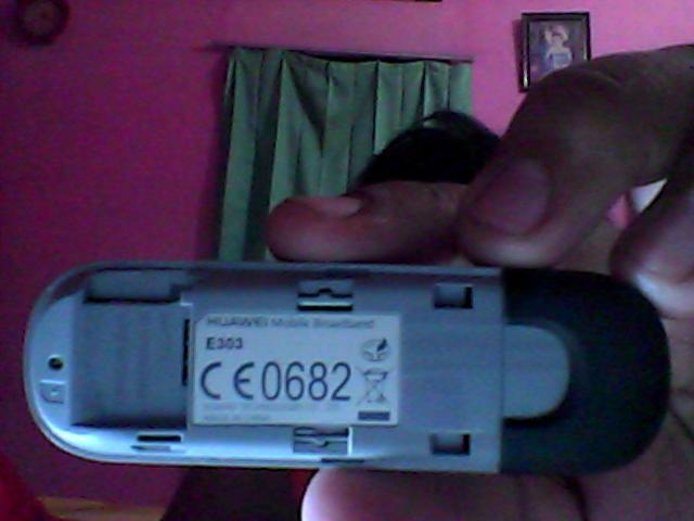 Terjual Modem Gsm Huawei E303 Unlock (7,2mbps) Jogja/Yogya