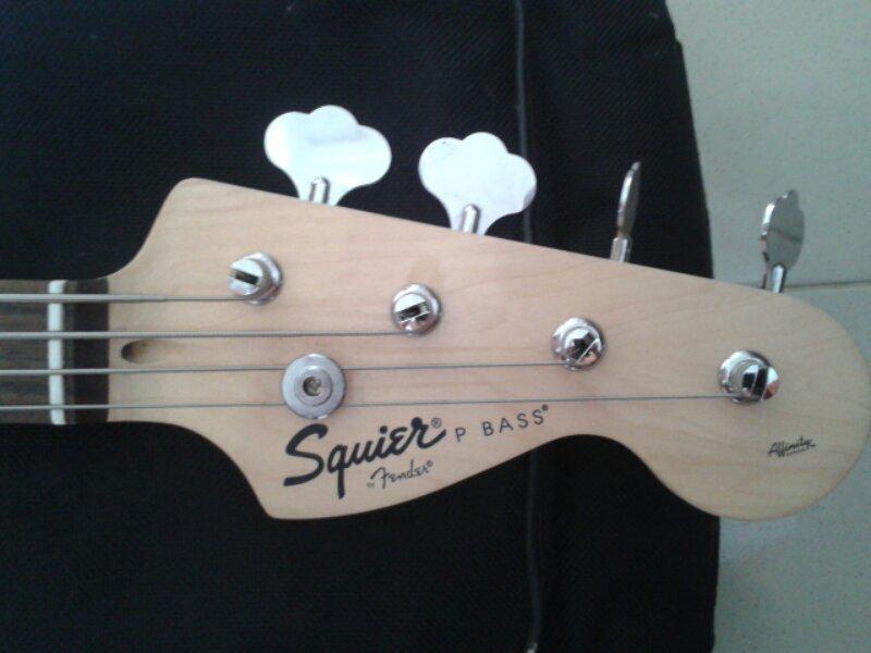 [REPOST] Squier Precision Bass Affinity Depok, khusus 03-04 Oktober 2014 aja