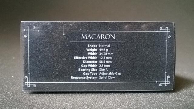 Yoyo Adegle Macaron 2nd Murah meriah