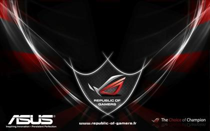 REBORN THREAD! THE CHOICE OF CHAMPIONS: ASUS ROG SERIES