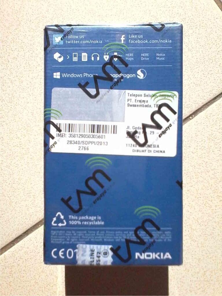 [WTS] Nokia Lumia 520 BNIB