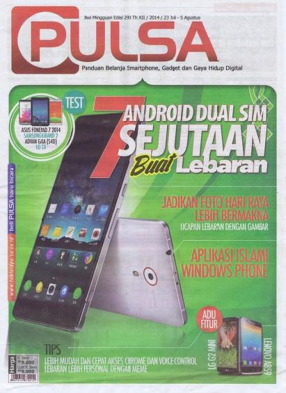 Download Gratis Epaper Tabloid Pulsa (Update)