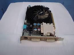 FOR SALE VGA CARD REX 8600GT