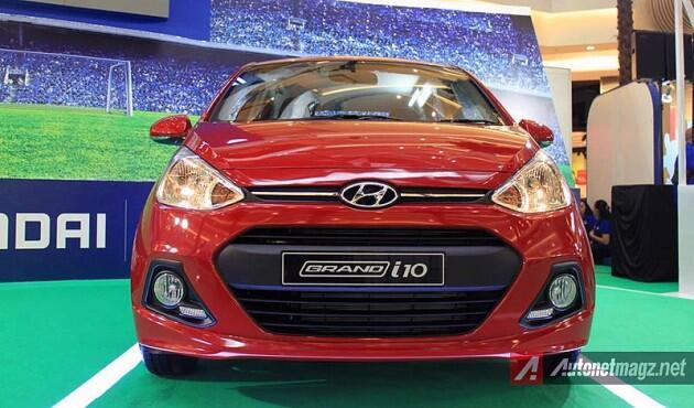 Jual Hyundai New Grand i10 GL Manual 2014 Baru Dapatkan Harga Dan Diskon Spesial