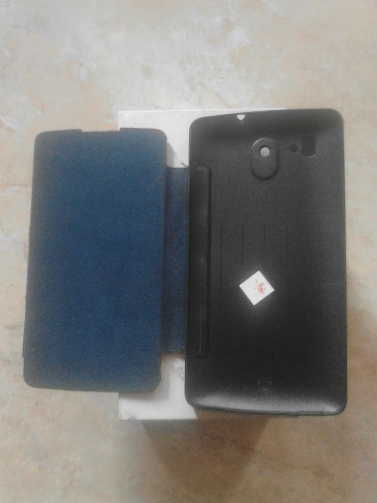 oppo find muse flip cover msh mulus