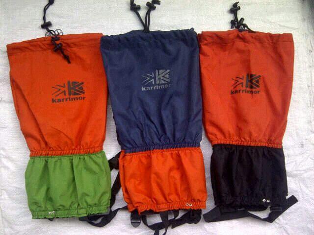 PERLENGKAPAN OUTDOOR : SLEEPING BAG,Cover Bag,tenda,Flysheet,hammock,,Gaiter,dll