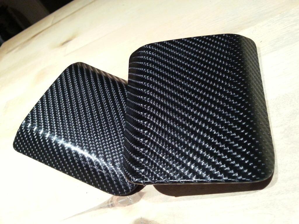 STICKER CARBON 4D & STICKER CARBON 3D (BUBBLE FREE | COCOK UNTUK MOBIL, MOTOR DLL)