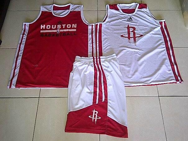 Jual: Jersey/Baju Basket Training Team NBA (Bolak-balik) & Rose #1 (Chicago Bulls)